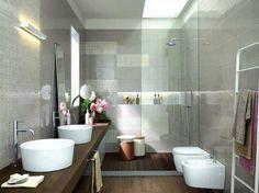 Bagno Zen ~ Arredare bagno moderno stanza da bagno : idee di decorazione