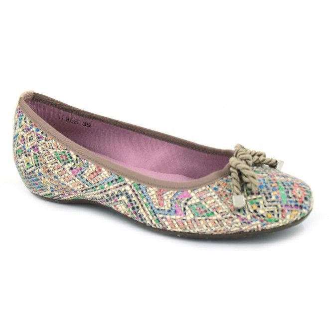 the latest 9e444 9e90e Bailarinas Planas para Mujer Diseño Azteca NnTeeI - lace.aetle.es