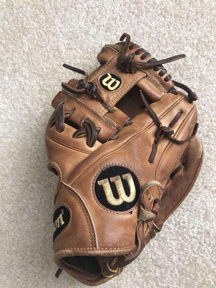 """Wilson A2000 série DP15 Pedroia Fit 11.5/"""" gant de base-ball"""