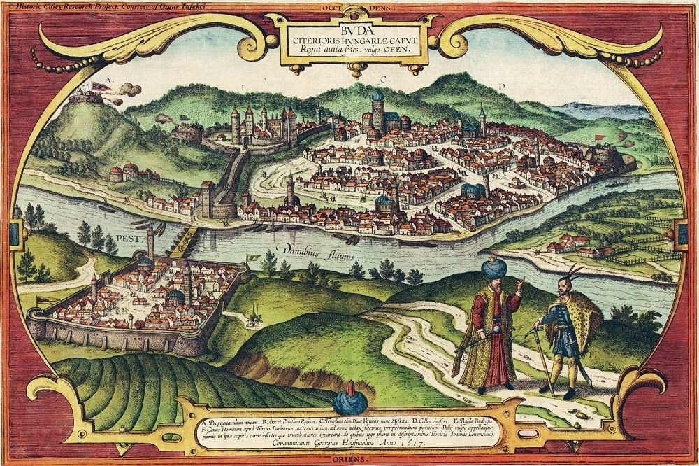 Budapest 1617