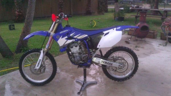 Yamaha Yz 250 Old Bikes Dirt Bikes Bike