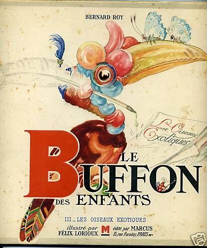Le Buffon des enfants, tome III, Les oiseaux exotiques