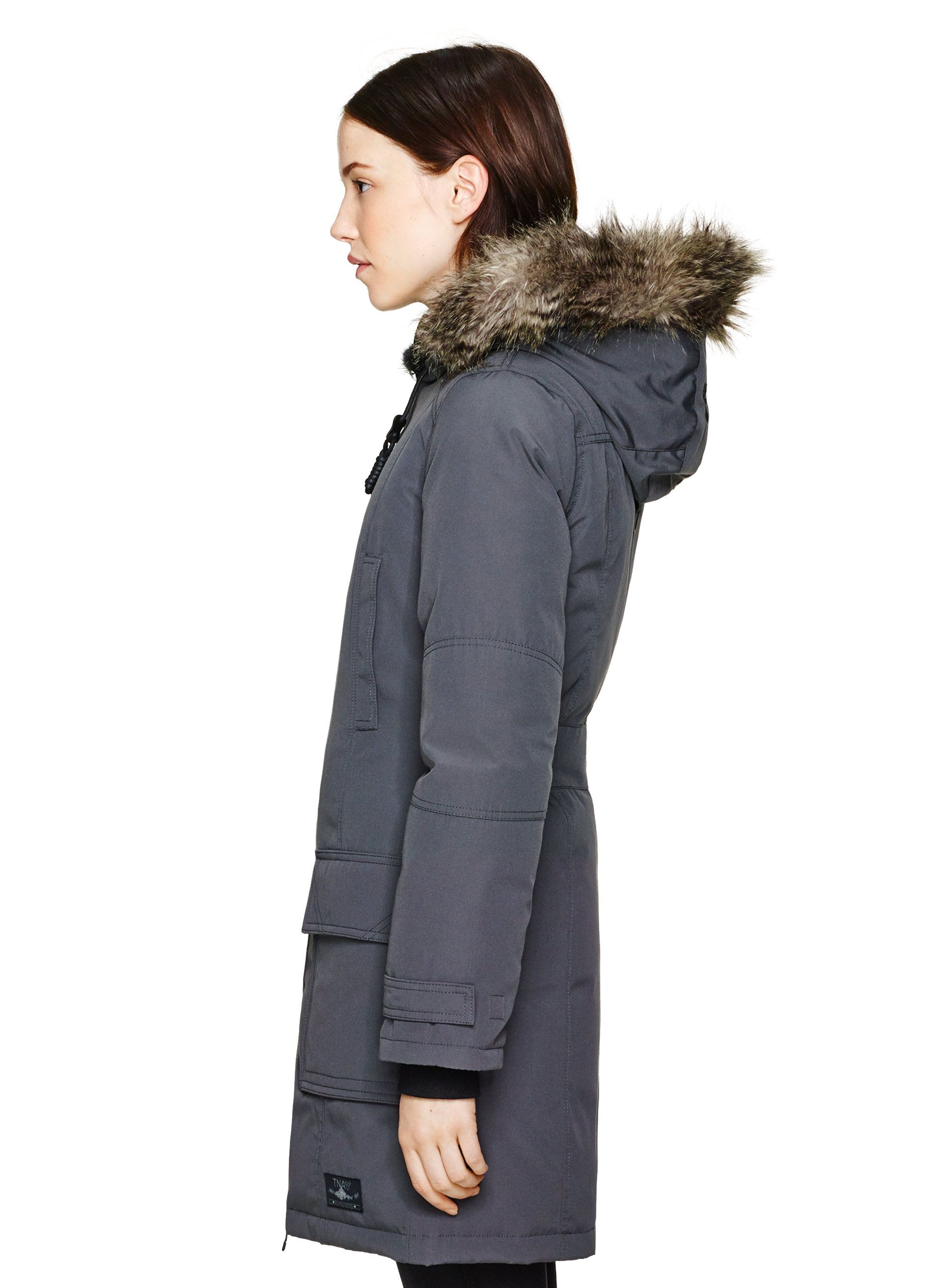 Bancroft parka | Parkas, Silhouettes and Cold weather