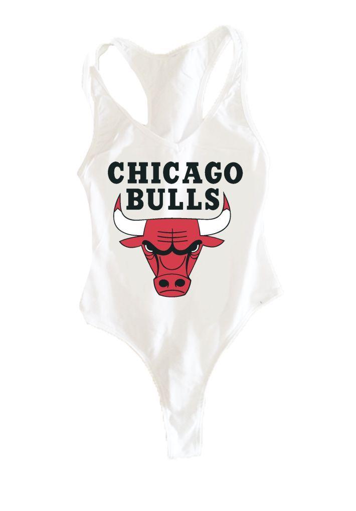Chicago Bulls bodysuit!
