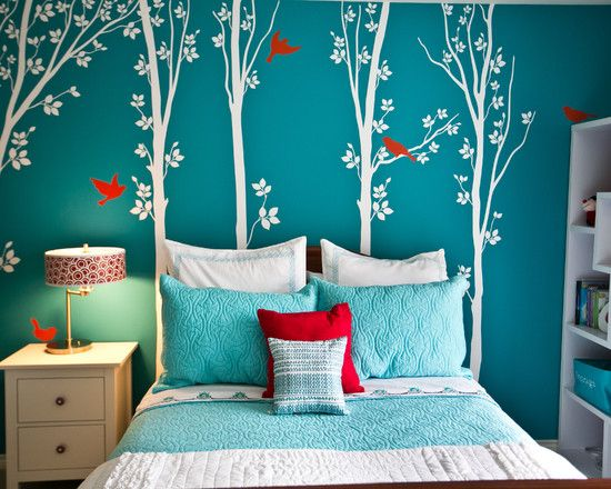 Bedroom Designs Turquoise beautiful turquoise girls room : inspired girls bedroom that is