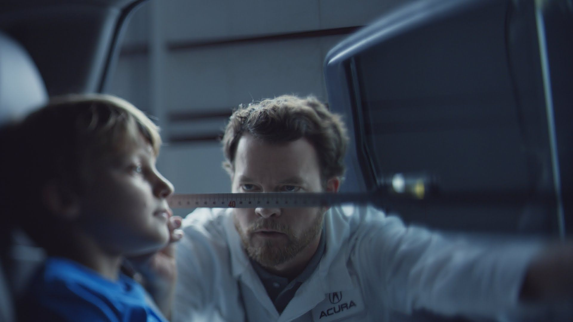 Acura – Safety – The Test I think this mercial is very powerful