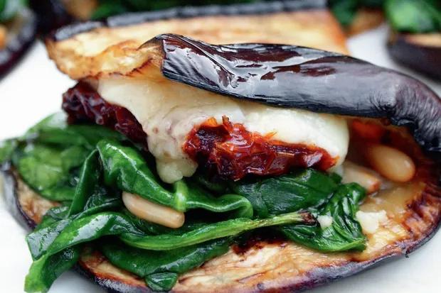 Photo of Eggplant Wraps