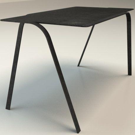 Mesa de centro con un diseño creativo que le dará mucho estilo a los