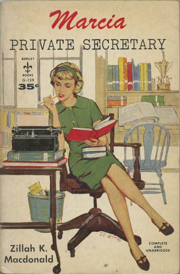 Maria Private Secretary