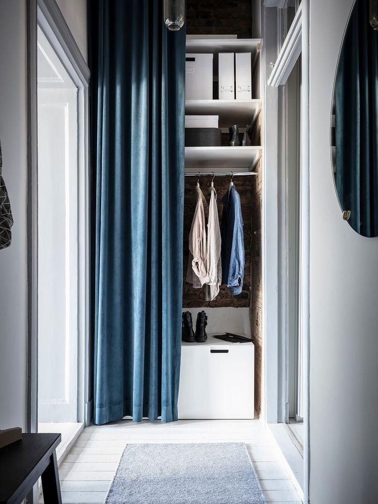 Dressing Ikea Armoires Meubles Et Astuces Pour Organiser Son Rangement Structure Stolmen Ikea Deco Plur Dressing Ikea Mobilier De Salon Deco Chambre