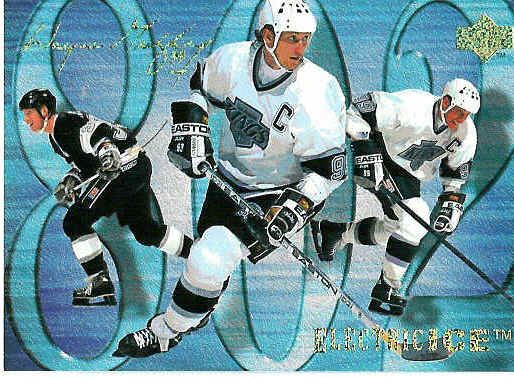 Wayne Gretzky Hockey Card 226 802nd Goal In 2020 Hockey Cards Wayne Gretzky Hockey