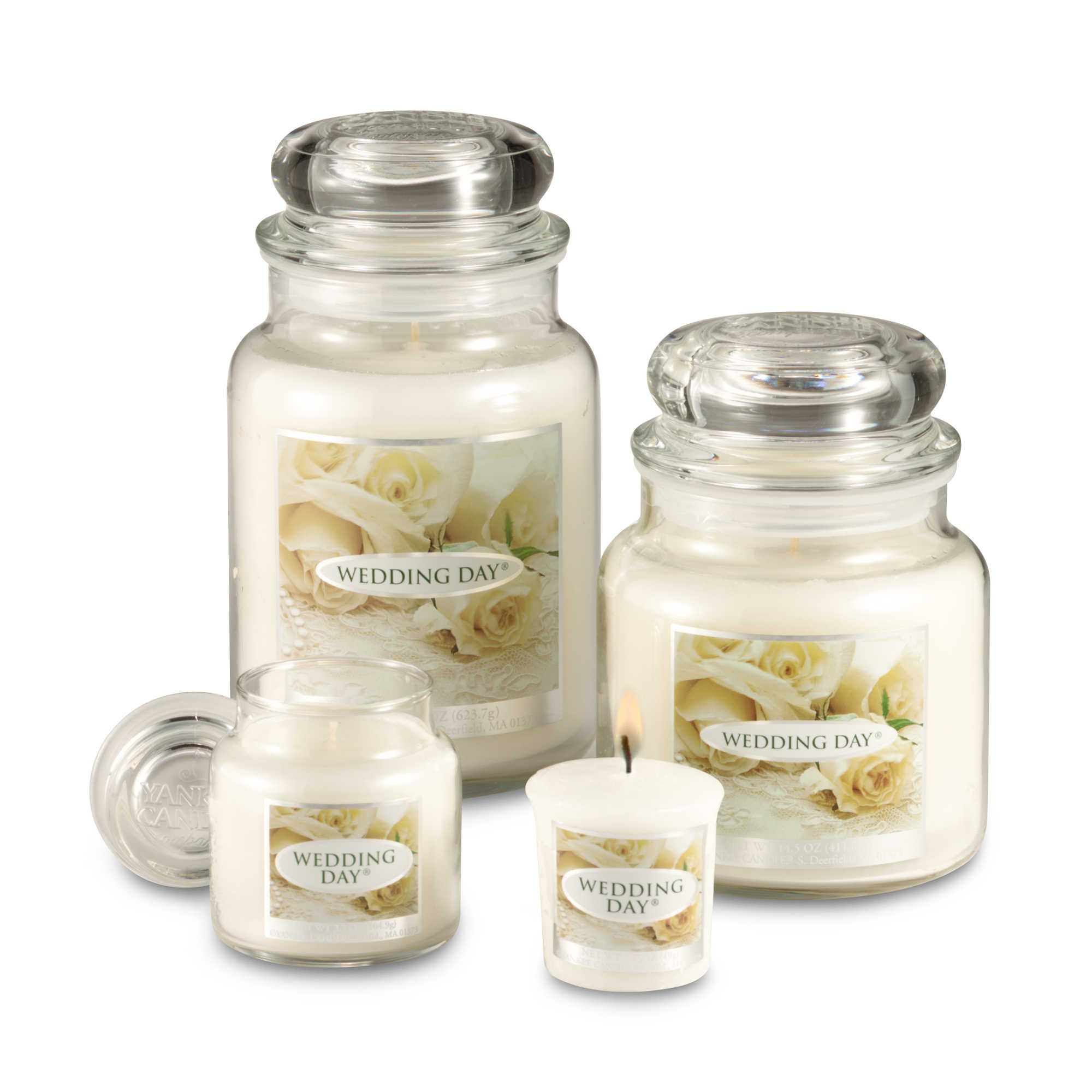 Yankee Candle® Wedding Day™ Scented Candles | Herring-Borrelli ...