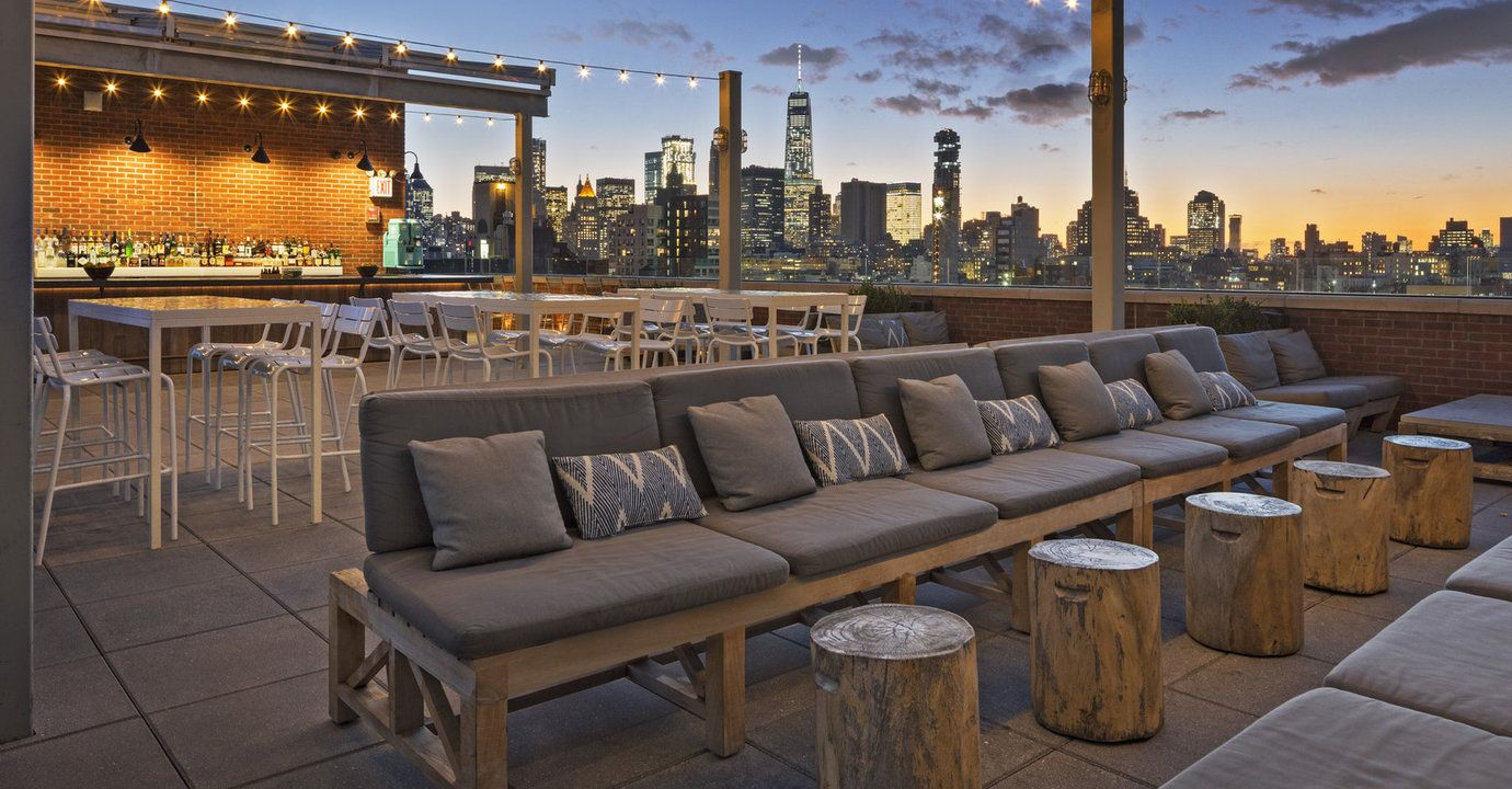 9 Hotel Rooftop Bars to Hit this Summer Rooftop bars nyc