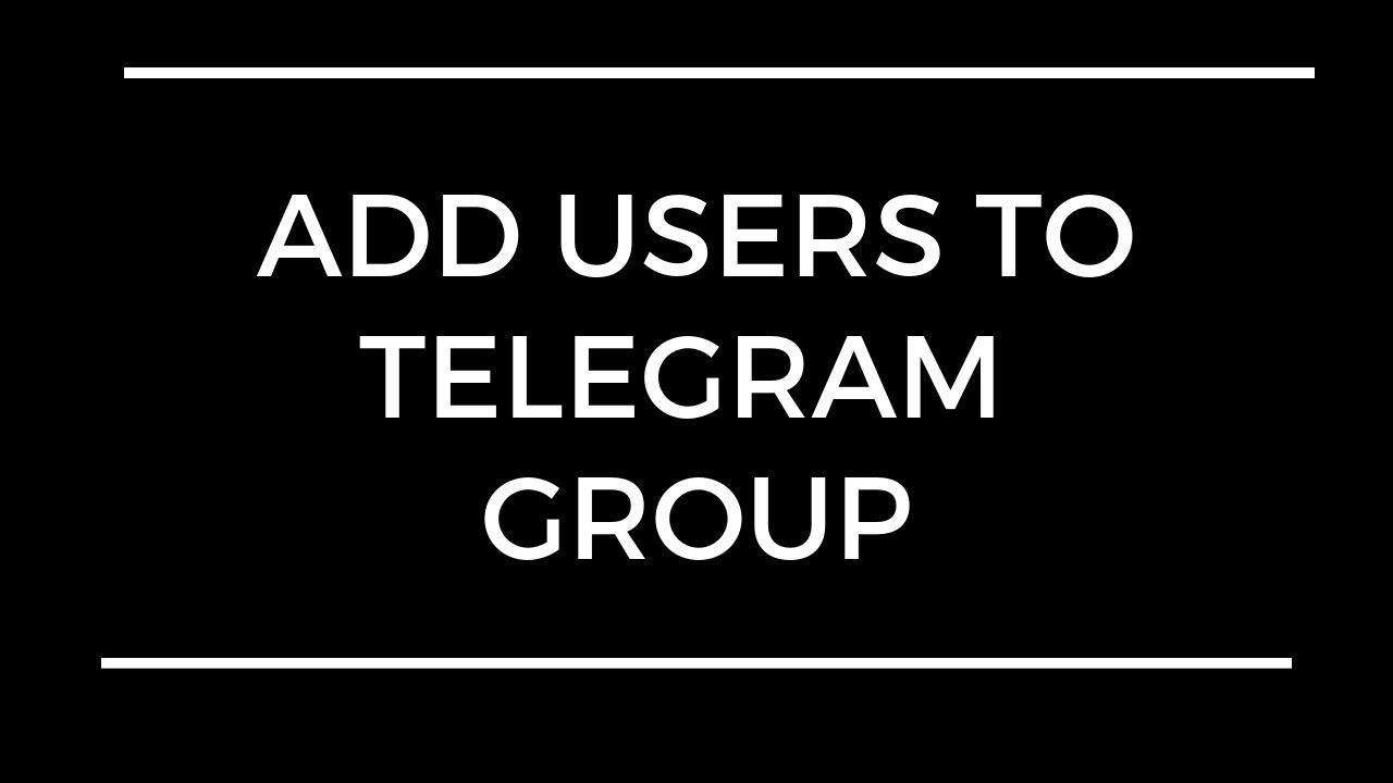 telegram auto cracked - telegram marketing group | telegram auto