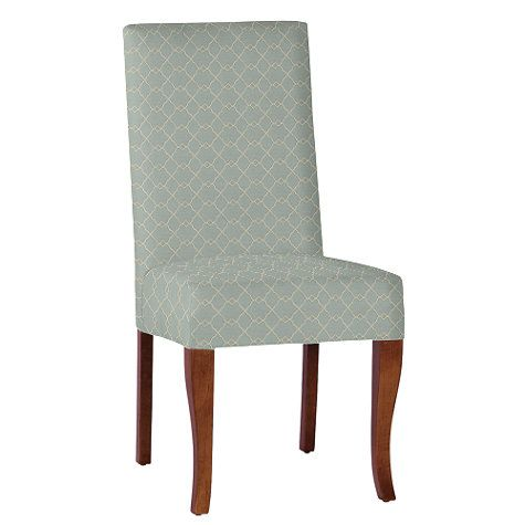 What do you think about adding upholstered dining chairs? I like the