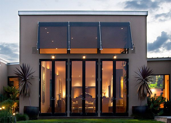 add decors to your exterior with 20 awning ideas modern window