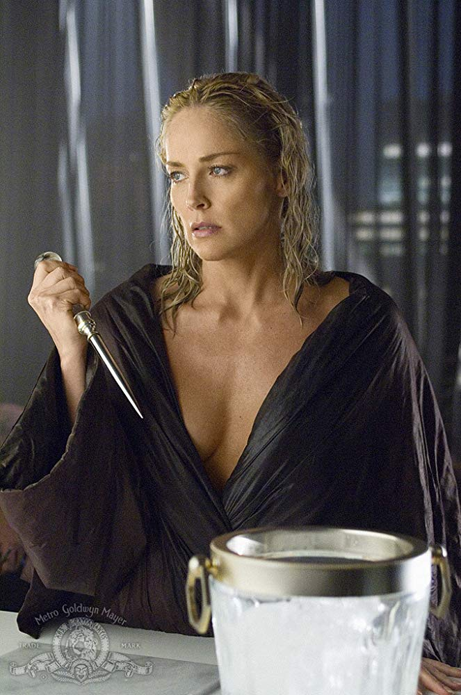 Basic Instinct 2 (2006) Review in 2020 Sharon stone