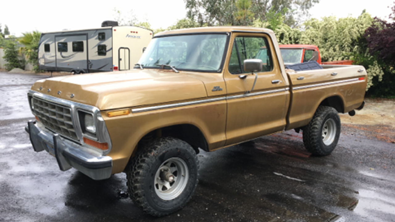 1979 ford f150 4x4 regular cab for sale near fresno california 93722 classics on