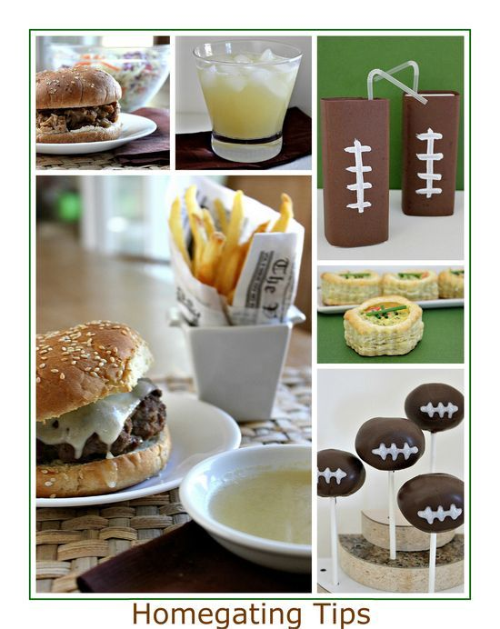 Super Bowl Party Tips and Recipes