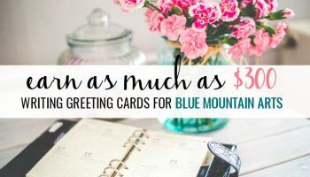 How to get paid for writing greeting cards working from home earn up to 300 writing greeting cards for blue mountain arts m4hsunfo