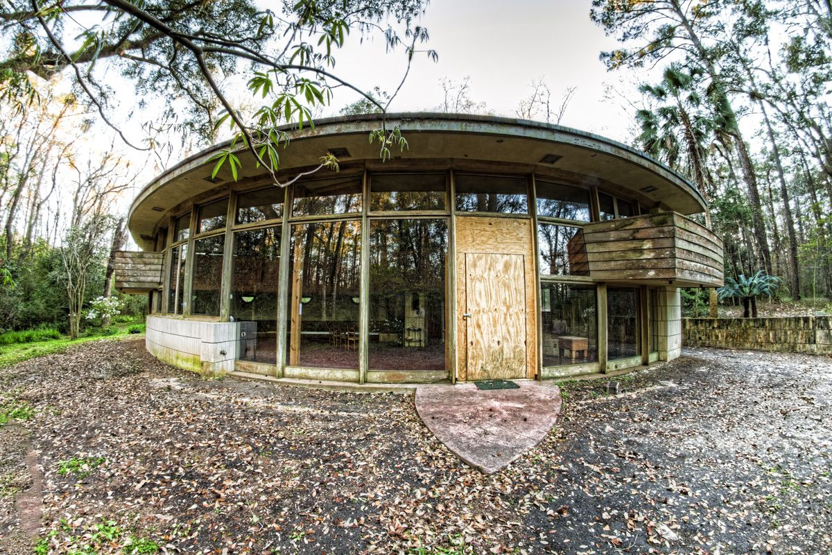 Frank Lloyd Wright Gebäude : tallahassee is home to a home spring house designed by frank lloyd wright geb ude ~ Buech-reservation.com Haus und Dekorationen