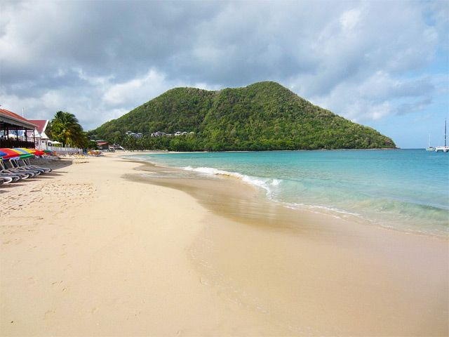 Beach Residences In St Lucia