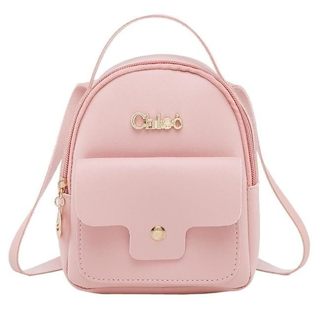 Beatfull Designer Small Backpack for Women Fashion Shoulder Handbags Ladies Backpack Purse