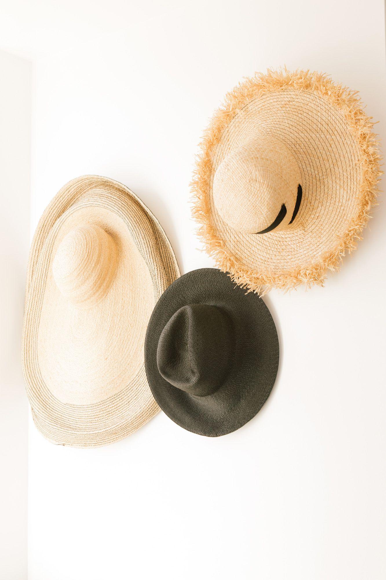 Designer Beach Hats | The 6 Rules To Mastering California Living A Wishlist California