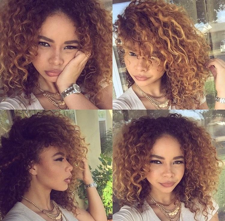 Pin By Iesha Fisher On Hair Goals Curly Hair Styles Curly Natural Curls Curly Hair Tips