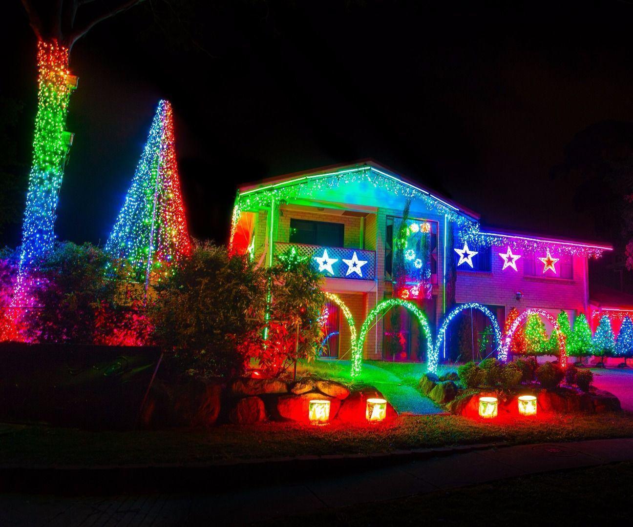 computer controlled christmas lights with light o rama
