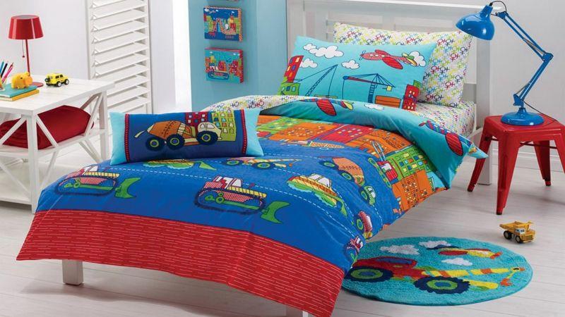 ausgefallene Kinderbettwäsche peppt das Kinderzimmer auf