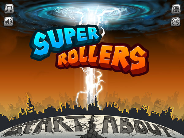 Super Rollers on Behance