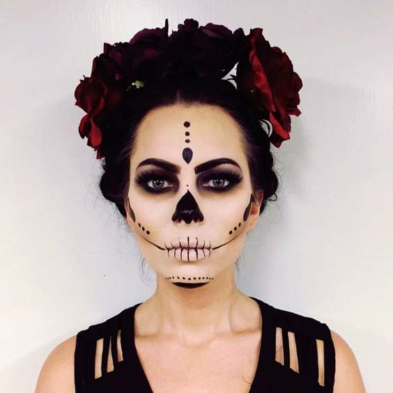 (notitle) Kostüme in 2020 Halloween makeup easy