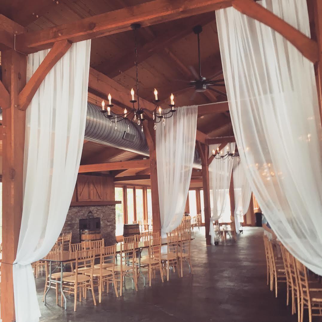 Inexpensive Wedding Venues: Ashton Creek Vineyard And Events, Winery Wedding Venue In