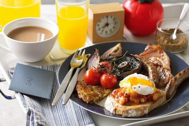Ultimate Big Breakfast Recipe Recipes Breakfast Big Breakfast