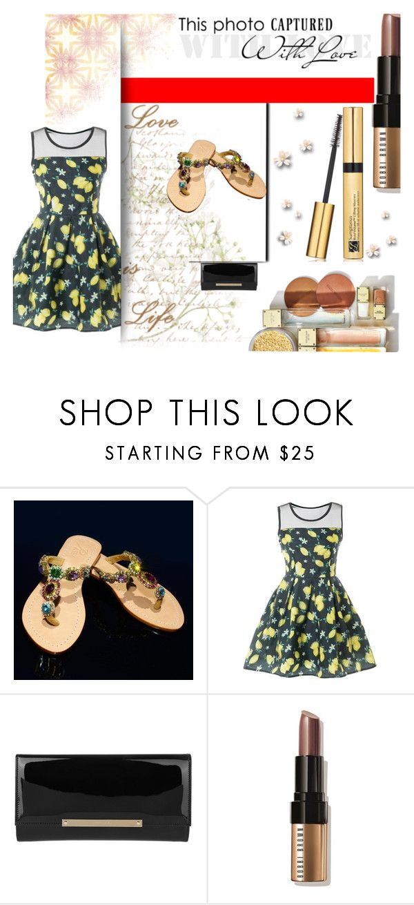 """""""Gorgeousjewelryshoes I/9"""" by m-sisic ❤ liked on Polyvore featuring Michael Kors, Jimmy Choo, Bobbi Brown Cosmetics and Estée Lauder"""