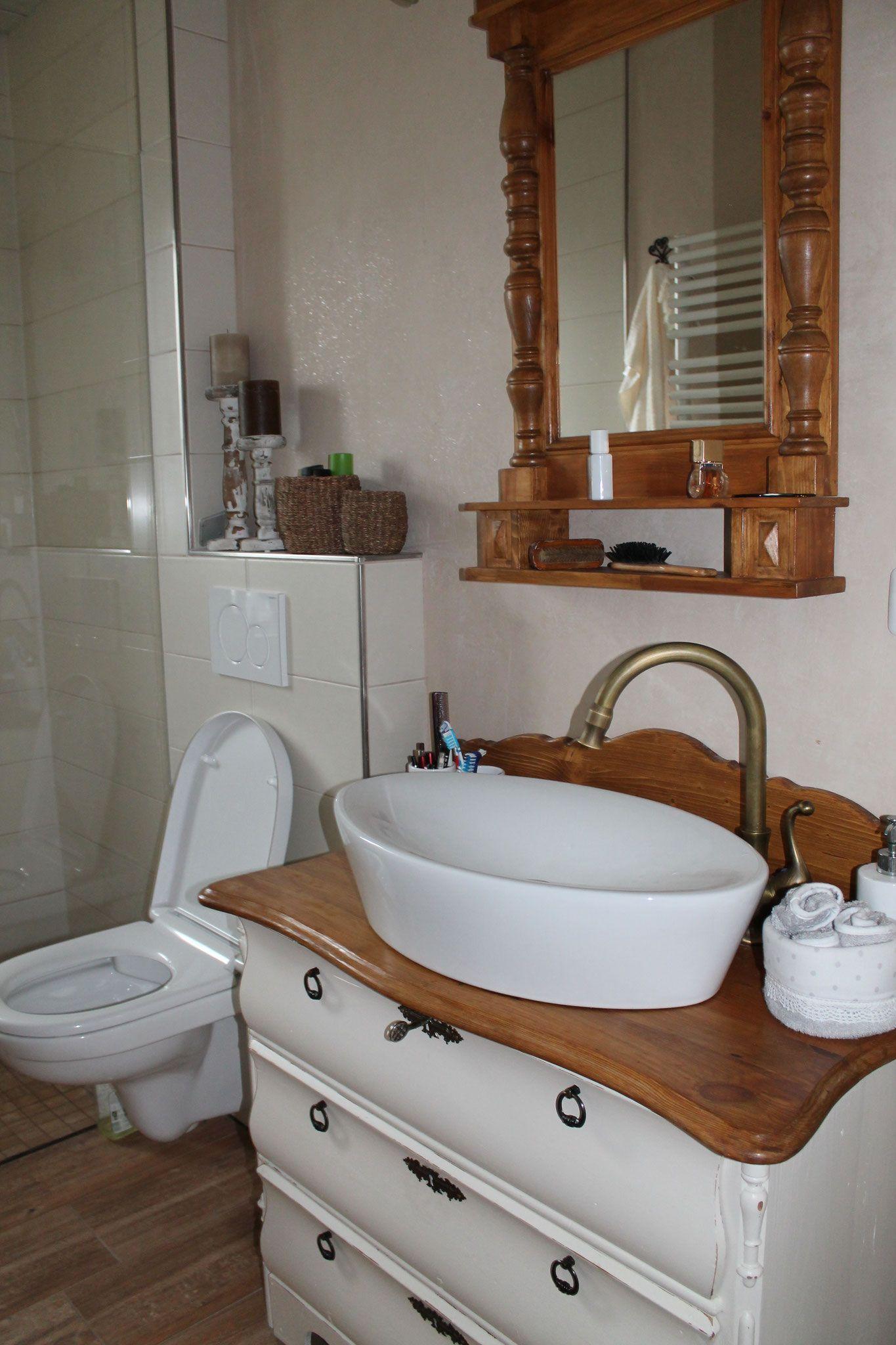 BadmbelBlog  Land  Liebe Badmbel Landhaus  Badezimmer  vintage Badezimmer Badezimmer