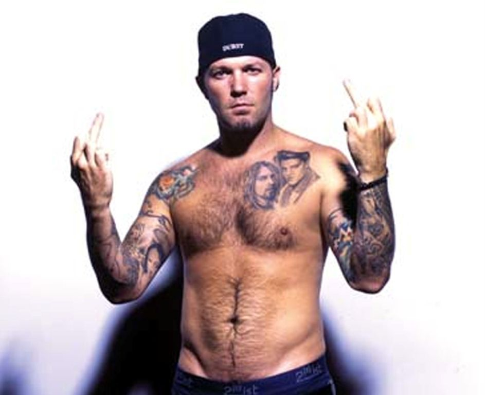 Fred durst gay fans