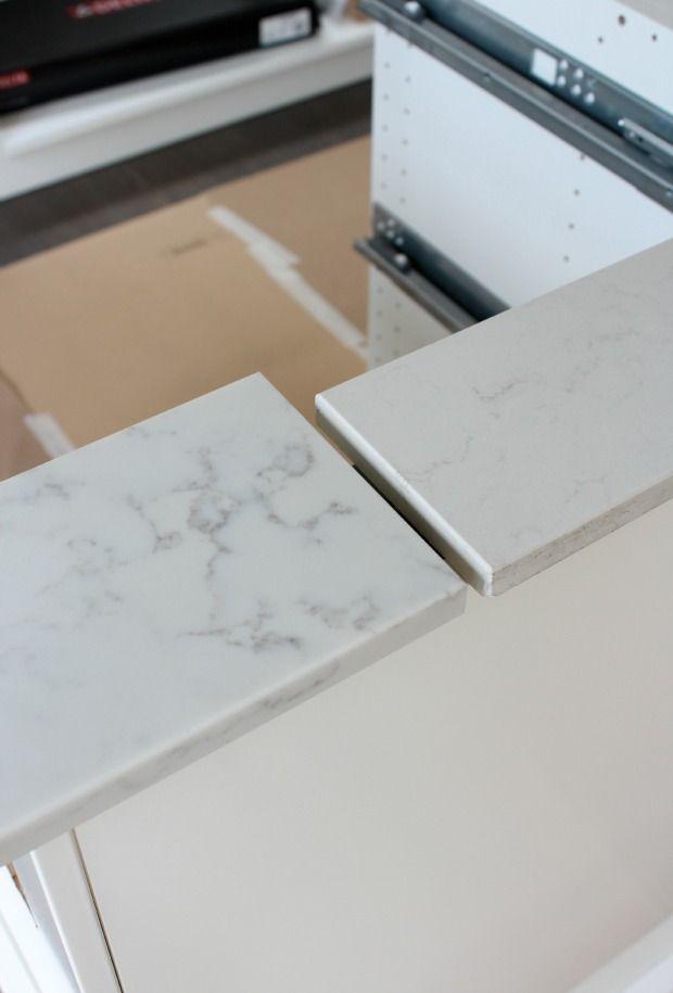 Kitchen Renovation Marble Quartz Countertop Quartz Countertops