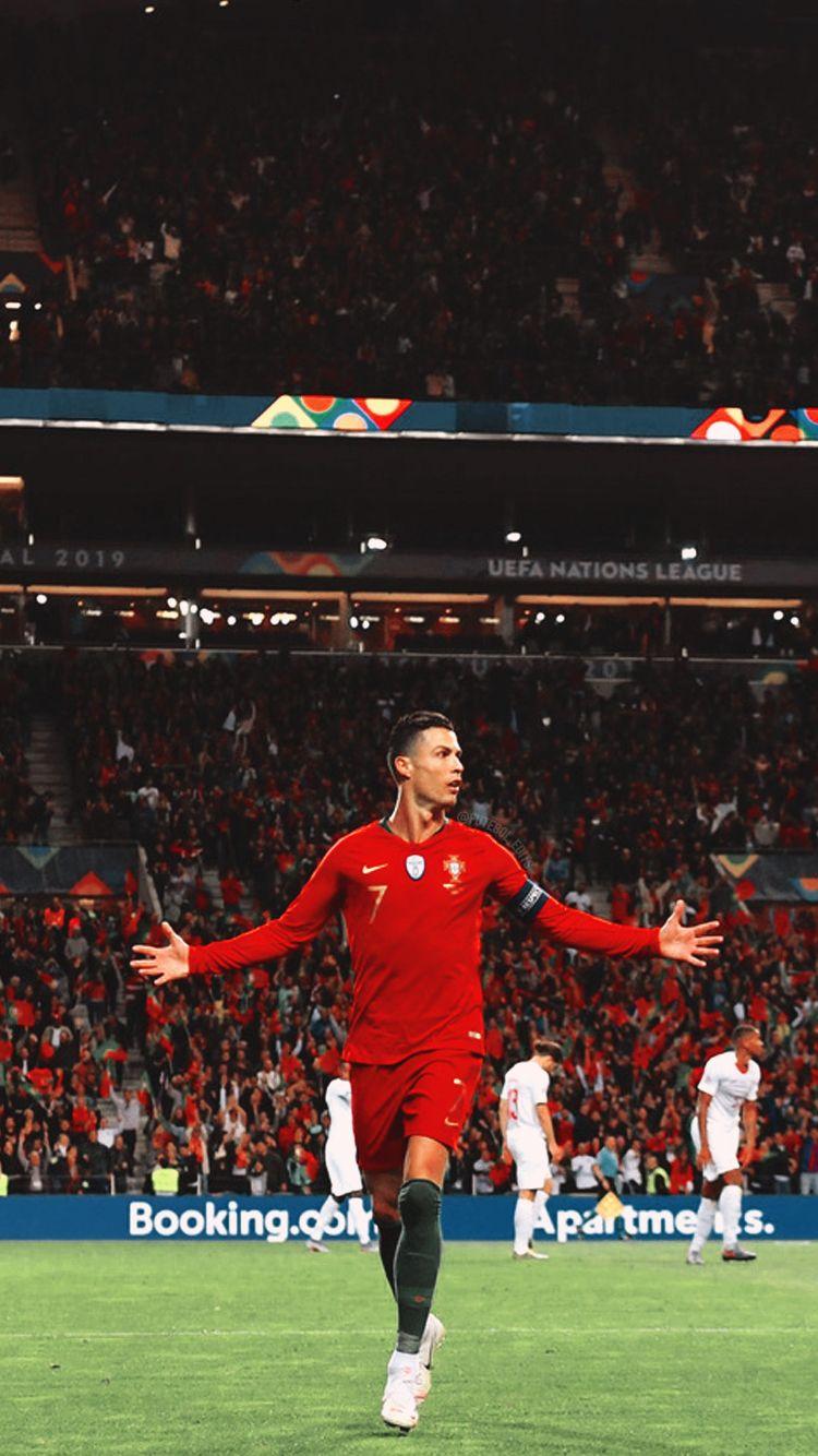 Cristiano Ronaldo Phone Wallpaper Cristiano Ronaldo Futebol Jogadores De Futebol