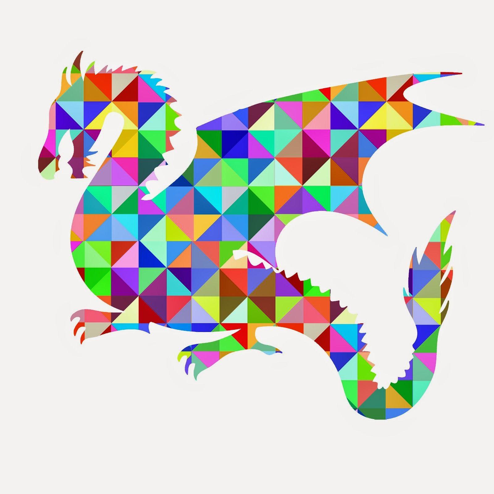 doodle craft geometric animal dinosaur freebies printables