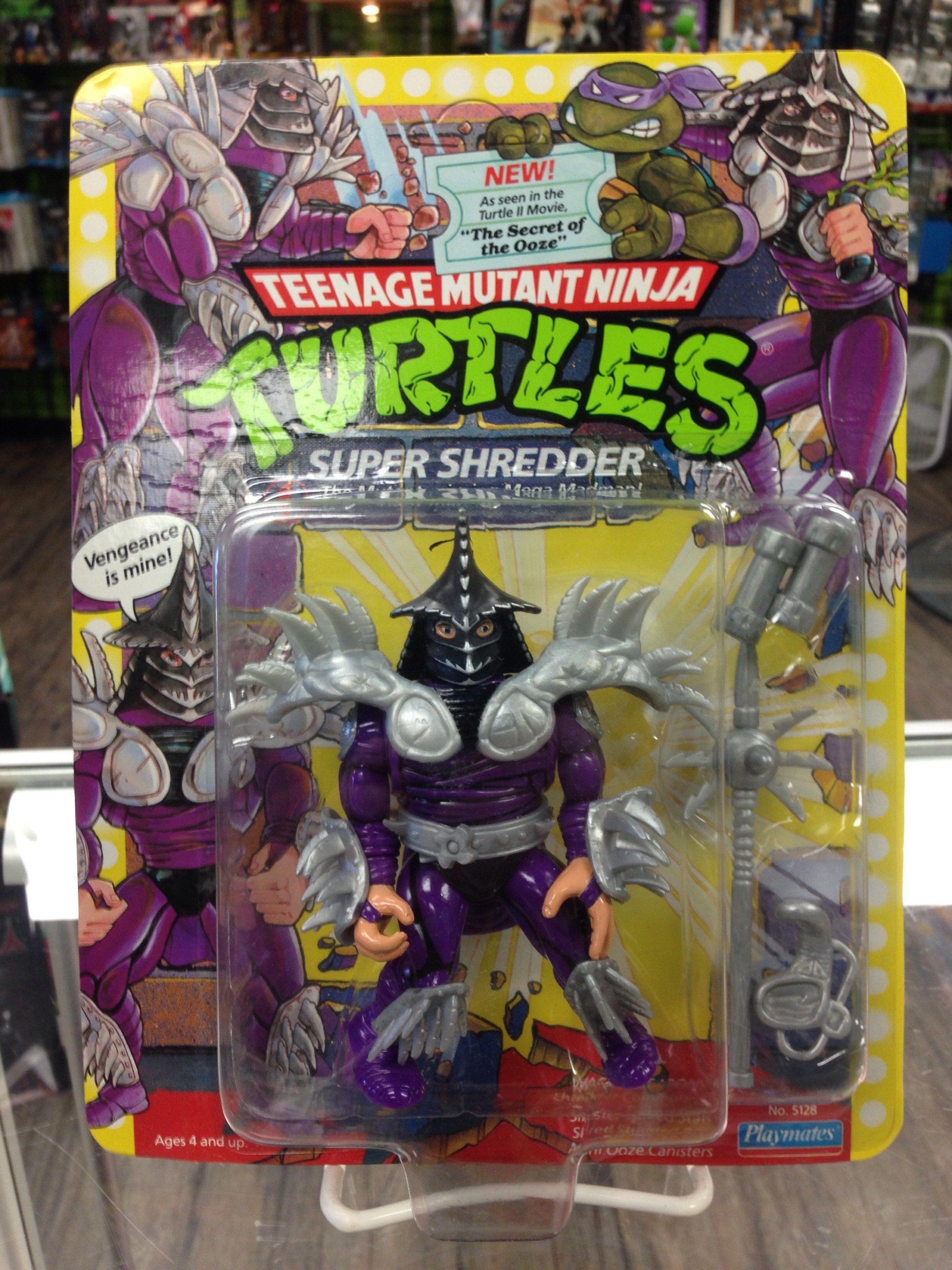 Playmates Teenage Mutant Ninja Turtles Super Shredder Teenage