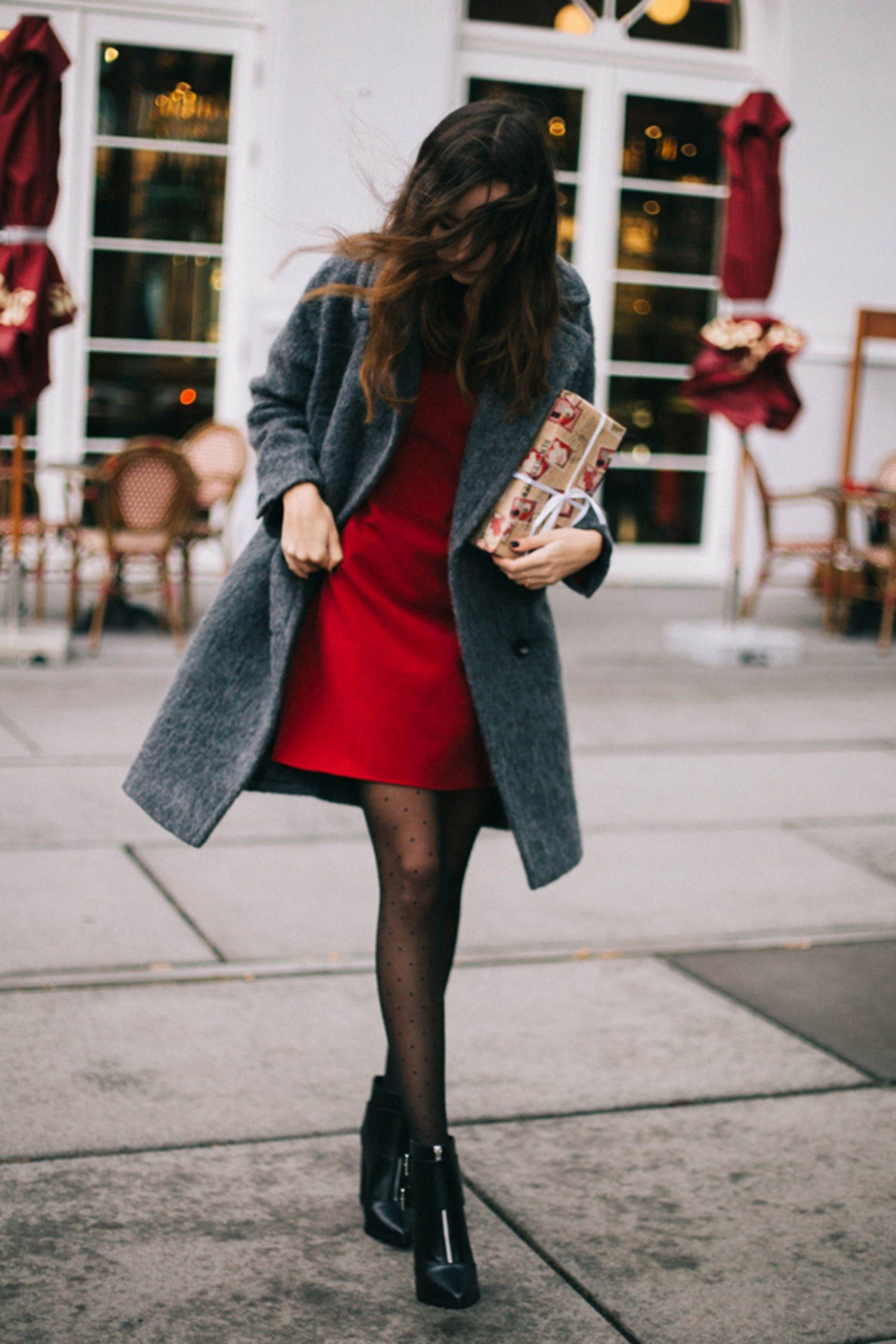 25 Winter Date Night Outfit Ideas | Winter, Wraps and