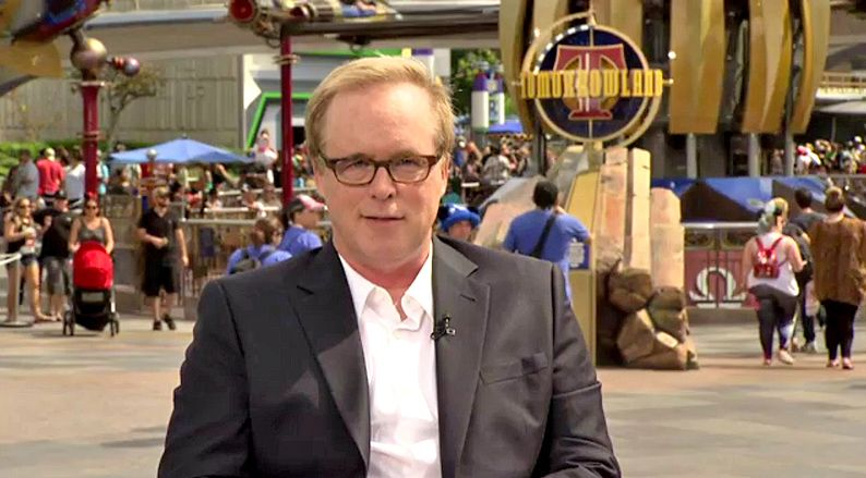 """Brad Bird talks to EW's Darren Franich on the making of """"Tomorrowland"""" and the originality (or lack thereof) in Hollywood."""