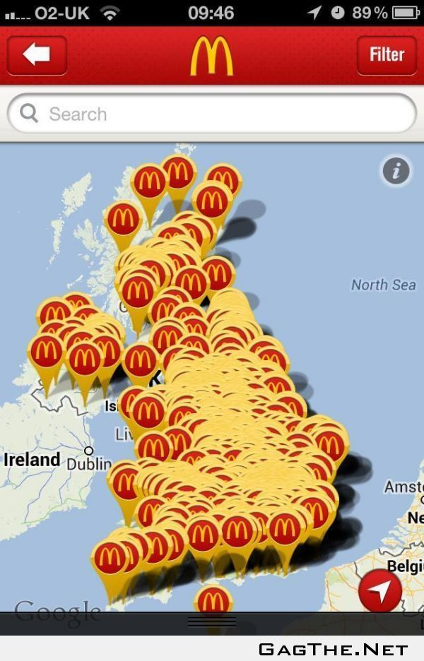 This McDonalds app is a lifesaver