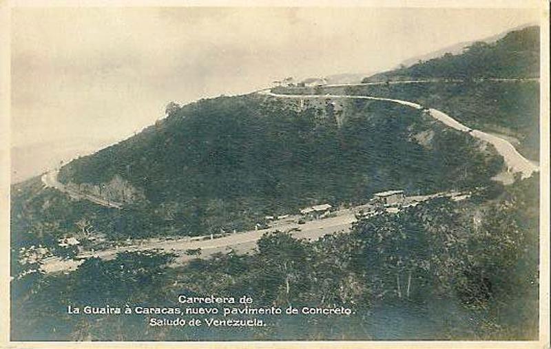 Carretera La Guaira - Caracas