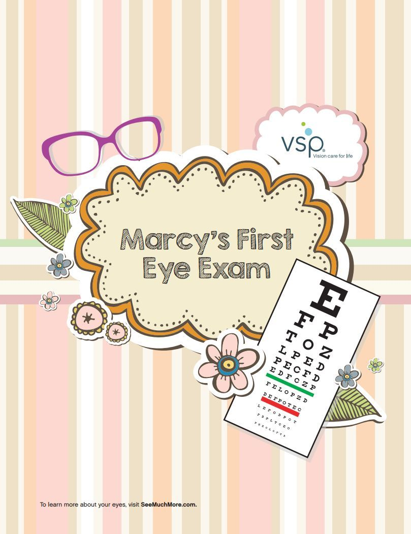If Your Kids Are Nervous About Going To The Eye Doctor Read Them