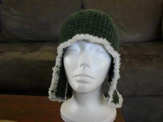 Hooking Along: Sherpa Wannabe Hat
