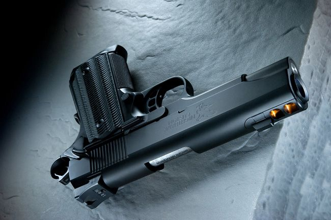 Nighthawk Tactical T3 Comp - My next 1911