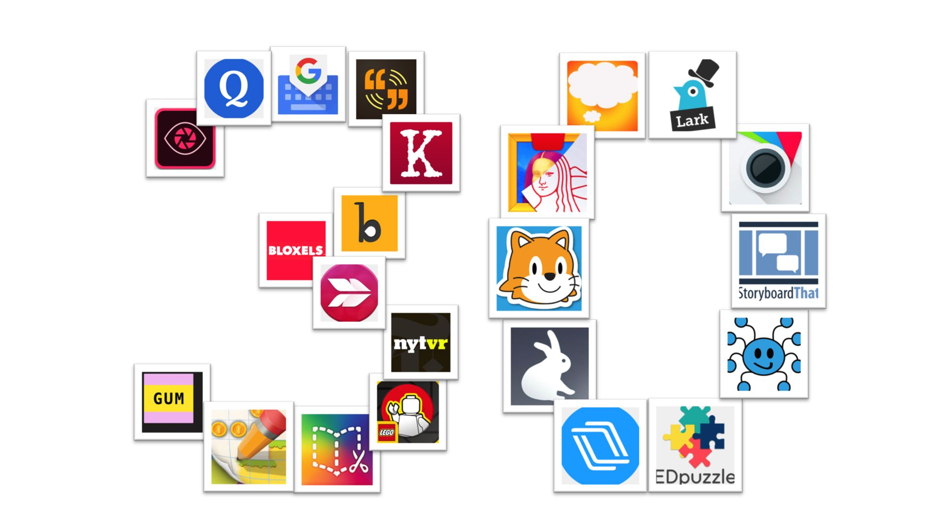 Librarian Approved 30 Ed Tech Apps To Inspire Creativity